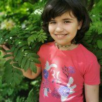 Вероника 9 лет