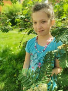 Анжелика 11 лет